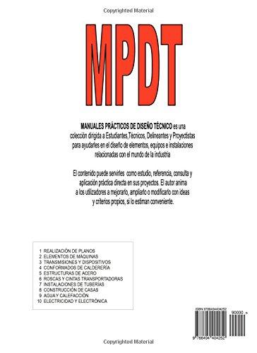 Transmisiones y dispositivos (Manuales practicos de diseno tecnico n? 3) (Spanish Edition)