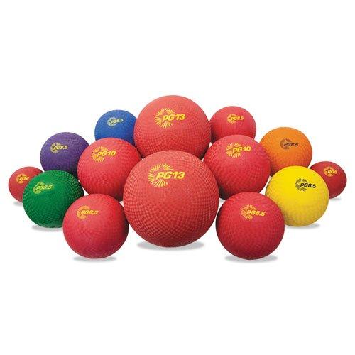 Championスポーツupgset1 Playgroundボールセット、マルチサイズ、マルチカラー、ナイロン、14 /設定 B00D2LQKTE