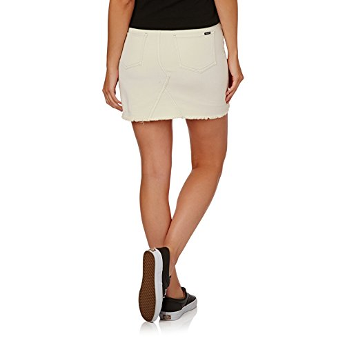 spring Latte Mini Stoned Skirt Volcom Vanilla 2018 qYtwn5