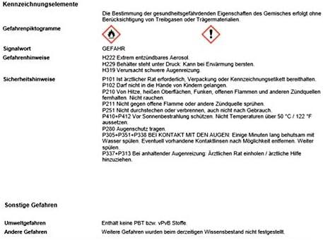 Normfest 3x Aerofit Power Lufterfrischer Himbeer Geruchsvernichter Spray 400ml Pro Dose Inkl Einweg Handschuhe 3 Drogerie Körperpflege