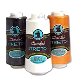 Maxi-Lock® Stretch Thread 2,000 yds - #32265 Radiant Turquoise