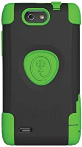 Trident Case AEGIS for Motorola DROID 4 (XT894) - Retail Packaging - Green