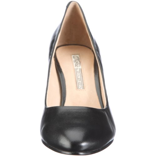 Buffalo London 107-10663 KID LEATHER 94705 Damen Pumps Schwarz/Black 01