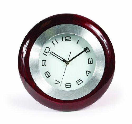 41yBUwRPIlL - Camco 43781 Wall Mounted Clock