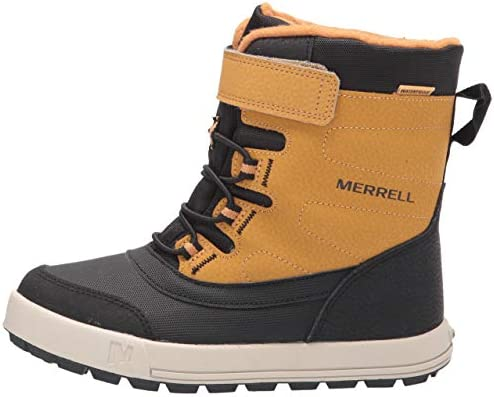Merrell Unisex-Child Snow Storm Waterproof Boot
