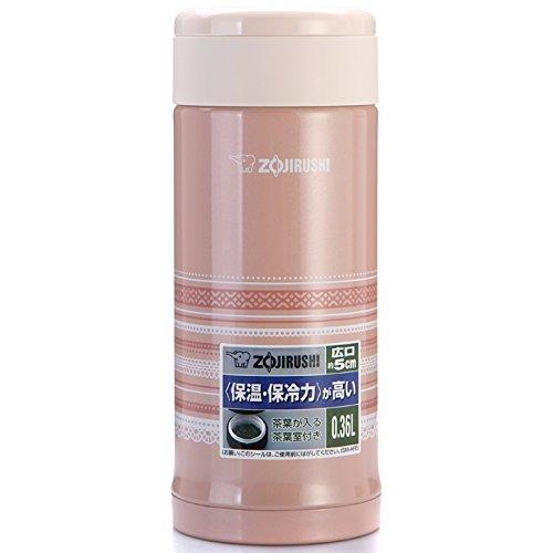 Zojirushi SM-AFE35PL 12-Ounce Tuff Mug, Lace Pink