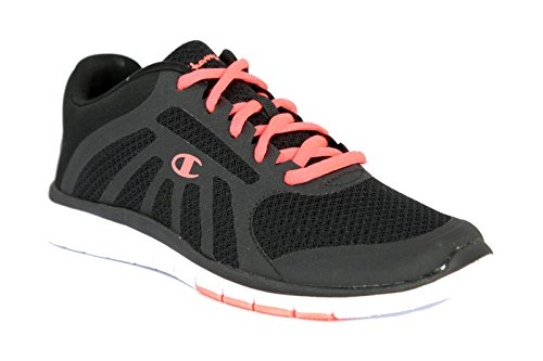 Nero Cut Scarpe Champion Alpha Running Shoe Low Donna xpw58q0A5