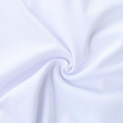Traje de baño sin respaldo,INTERNET Las mujeres florecen mono de una pieza traje de baño sin respaldo Blanco