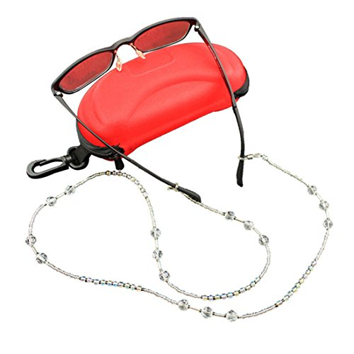 Kalevel Eyeglass Chain Beaded Glasses Eyeglass Chains and Cords for Women