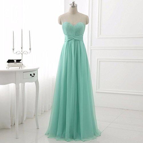 Delicate Chiffon Maxi Evening Formal Dresses Long