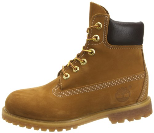 Premium rust W Nb Montantes Chaussures Boot Timberland Marron Femme Brown 6