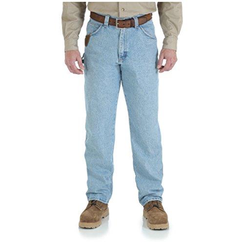 Riggs Indigo Jeans - 5