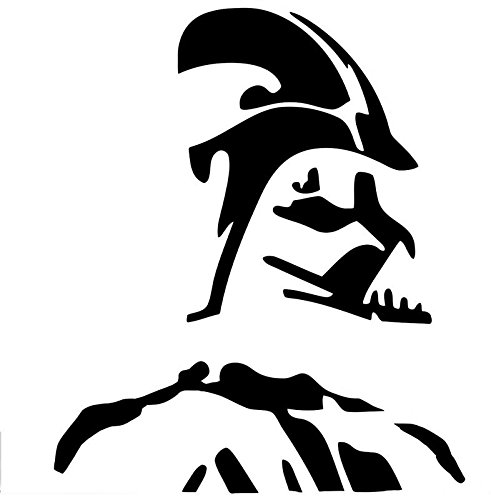 Skywalker Vinyl - UR Impressions MBlk Darth Vader Side Profile Decal Vinyl Sticker Graphics for Car Truck SUV Van Wall Window Laptop|Matte Black|5.5 X 5 Inch|URI241-MB