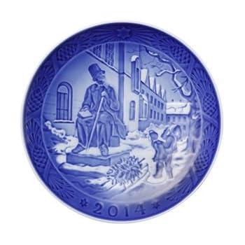 royal copenhagen christmas plate 2014 hans christian andersen - Royal Copenhagen Christmas Plates