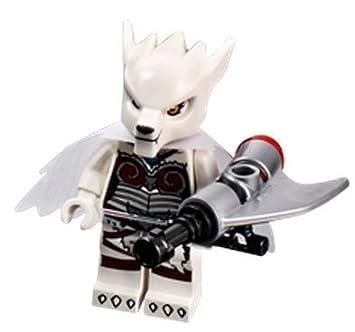 Amazoncom LEGO Chima  Windra The Wolf Minifigure Toys  Games