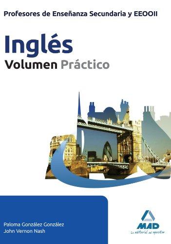 Ingles - Vol. Practico (Profesores Eso - Fp 2012)