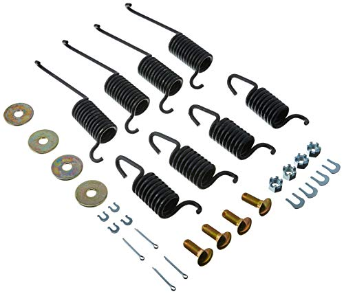 Carlson Quality Brake Parts H9200 Rear Drum Hardware Kit