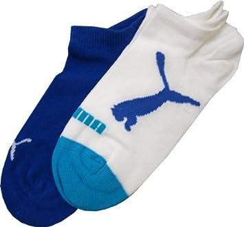 Weißblau Socken 2er Sport Puma Sneaker Freizeit Pack amp; dIqFFR6wE