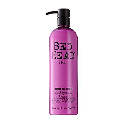 Bed Head Tigi Dumb Blonde Shampoo Review