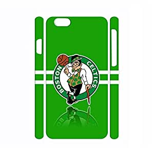 Creative Dustproof Artsy Style Basketball Logo Print Skin Case For Iphone 6 Plus (5.5 Inch) Cover