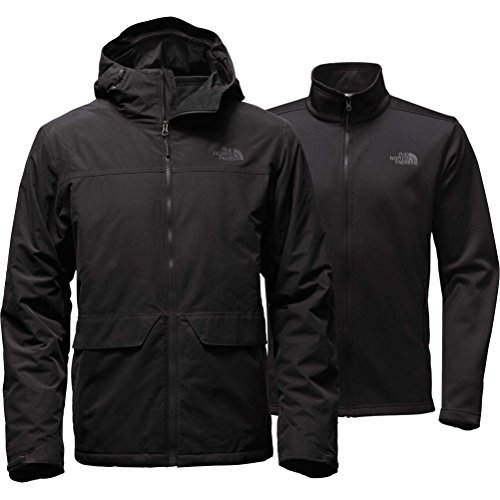 North Face Canyonlands Triclimate Mens Insulated Ski Jack...