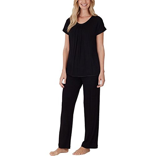 Carole Hochman Midnight Ladies 2-piece Modal Pajama Set