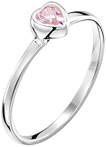Jo for Girls - Bague - Argent 925 - Oxyde de Zirconium - JR160pcz-H