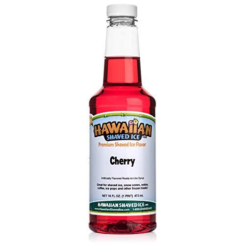 Hawaiian Shaved Ice Syrup