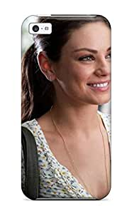 Anti-scratch And Shatterproof Mila Kunis Black And White Phone Case For Iphone 5c/ High Quality Case