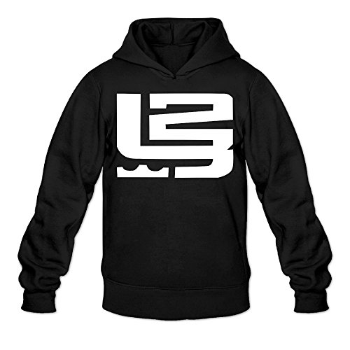 YQUE Men's Lebron 23# James Basketball Player Hoodies Hoo...