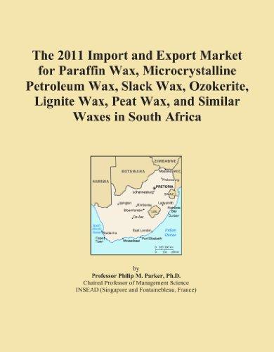 El Importación y mercado de exportación para cera de parafina, microcrystalline de petróleo de cera, cera, ozokerite...