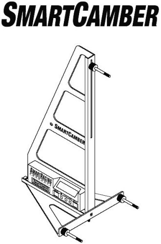 Smart Camber Gauge w/ Hands Free Adapter (Smart Camber)