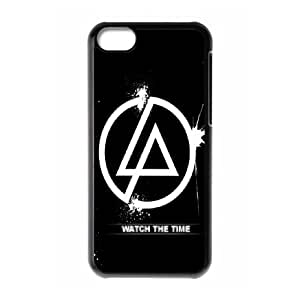 Hot sell Linkin Park High Quality Inspired Design TPU Protective cover for Iphone 5c AD151776