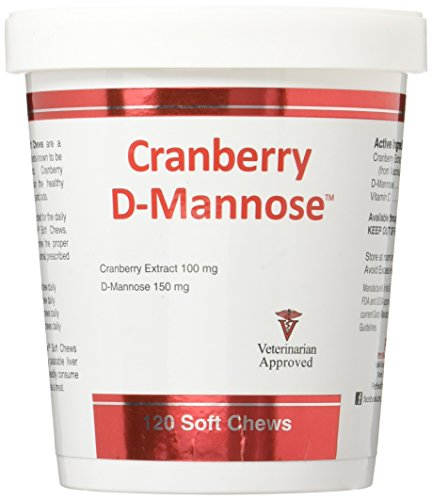 HealthyPets Cranberry D Mannose Urinary Support