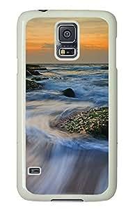 Samsung Galaxy S5 Beautiful Scenery Of Australia 2 PC Custom Samsung Galaxy S5 Case Cover White