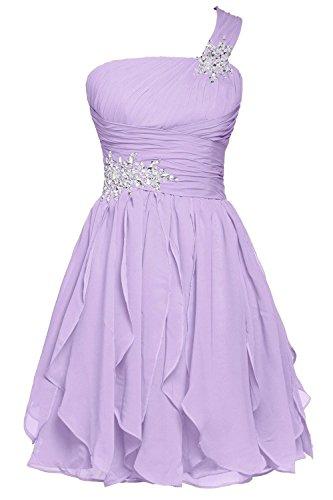 s rilievo Lavanda Ball Strap Un promw Women' chiffon orld abito vestito sera in da BwRUqnZ6xp