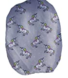 Simple Stoma Cover Ostomy Bag Cover Unicorn Grey