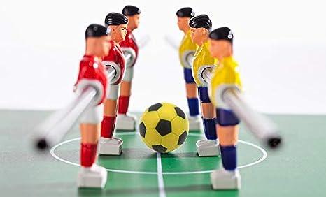 OuMuaMua - Juego de 9 pelotas de fútbol de 1.42 pulgadas de ...