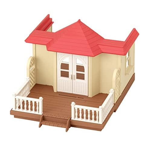 Nice house Ha -38 of Sylvanian Families House Terrace (japan import)