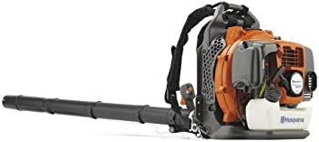 Husqvarna 50cc 2 Cycle Gas Powered Leaf Grass Backpack Blower