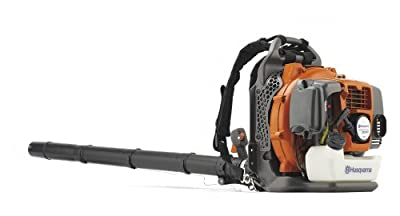 Husqvarna 965877502 350BT 1.6 kW 50.2 cc 7500 rpm 180 MPH Backpack Leaf Blower