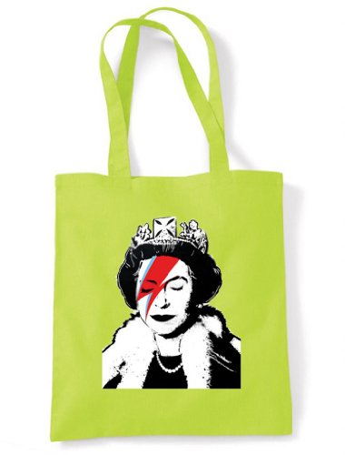 Green Bag Shoulder Shoulder Queen Tote Tote Bitch Banksy Queen Bitch Banksy wZFnzSvq