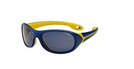 Cebe Simba 5 To 7 Yrs Junior Sunglasses (night Blue Yellow Frame 1500 Grey Blue Light Lens) pvQrp