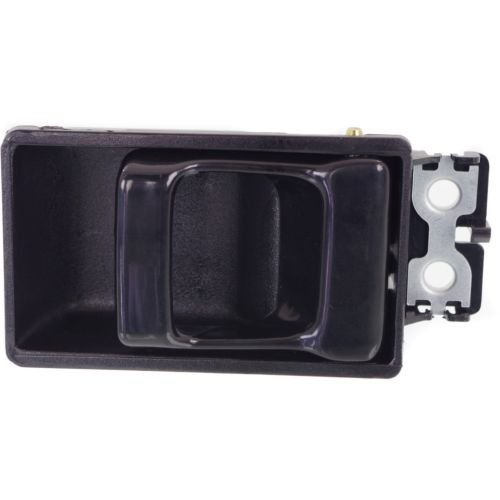 Make Auto Parts Manufacturing - NISSAN PICKUP 86-92 FRONT DOOR HANDLE RH=LH, Inside, Black - NI1352101 (Auto Parts For 1988 Nissan Pickup)