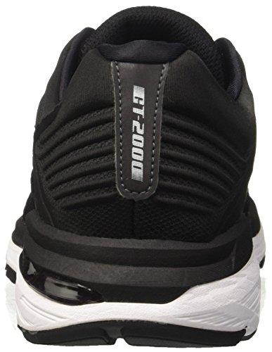 Asics Gt 2000 6 Loopschoenen Zwart (zwart / Wit / Carbon 9001)