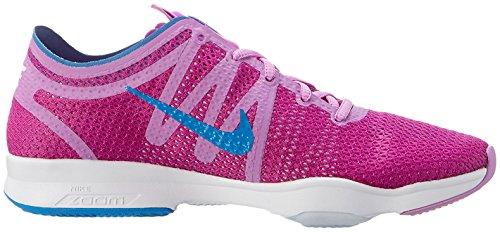 Zoom Pht white Nike fchs Hypr Bl Fit Azul Vlt Donna Blu Sneaker Air Glw Wmns 2 wUq41