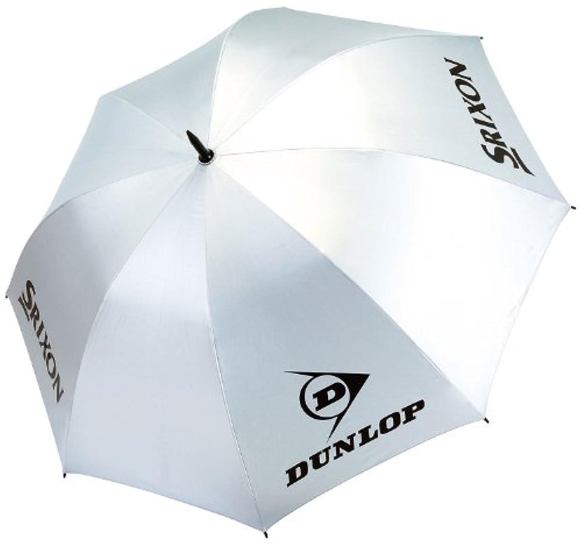 [해외] DUNLOP(던롭) 양,우산겸용 파라솔 실버 75CM 849 TAC-808