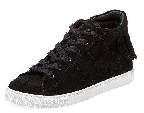 Iro Kvinna Novo Fransar Mocka Lyx Sneaker (11 Oss, 41 Den)