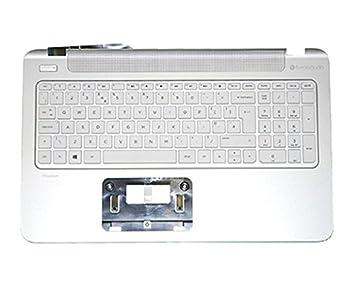 HP 762530-211 Carcasa inferior con teclado refacción para ...