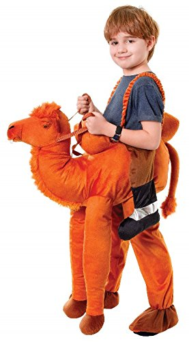[Children's Step In Camel Costume] (Camel Child Costumes)